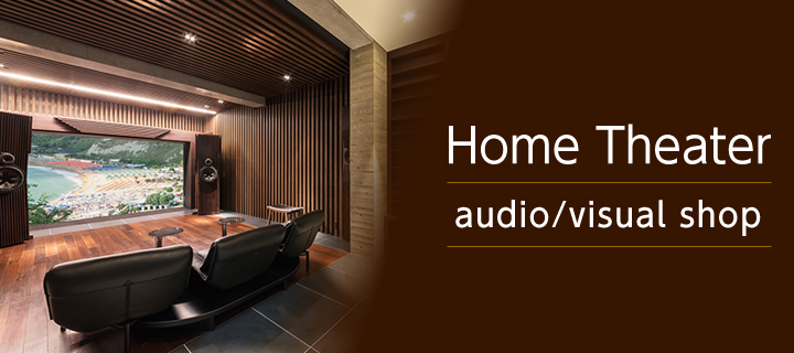 Home Theater audio/visual shop